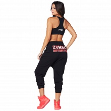 Штаны унисекс More Zumba Instructor Harem Pants