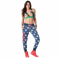 Штаны женские (Zumba Victory Denim Pants)