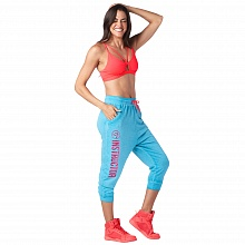Штаны женские (капри) (Zumba Queen Instructor Capri Sweatpants)